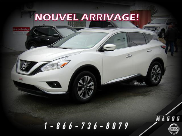 2016 Nissan Murano SL (Stk: 221157A) in Magog - Image 1 of 12
