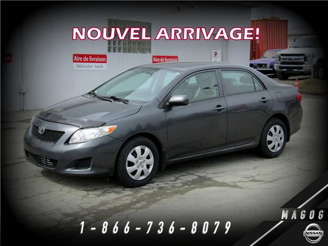 2009 Toyota Corolla CE (Stk: 220244A) in Magog - Image 1 of 9