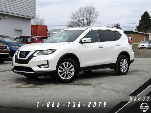 2017 Nissan Rogue SV (Stk: 21036) in Magog - Image 1 of 20