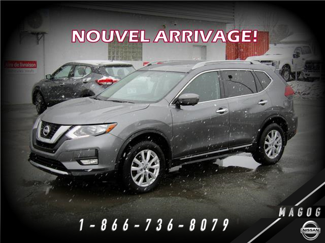 2017 Nissan Rogue SV (Stk: 21057) in Magog - Image 1 of 8