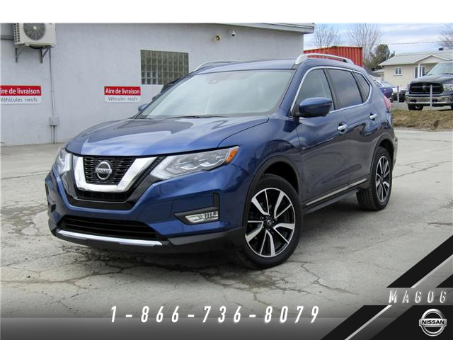 2018 Nissan Rogue SL (Stk: 21048) in Magog - Image 1 of 18