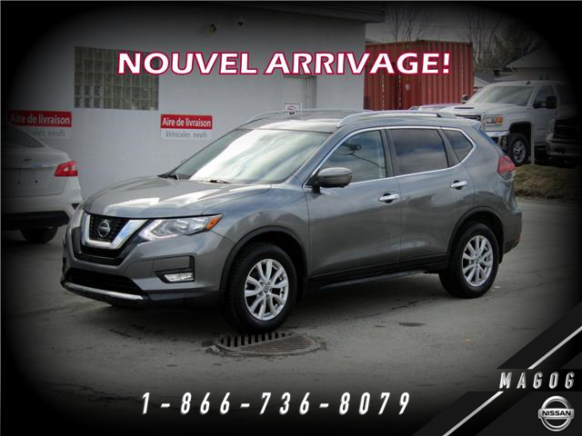 2018 Nissan Rogue SV (Stk: 21072) in Magog - Image 1 of 9