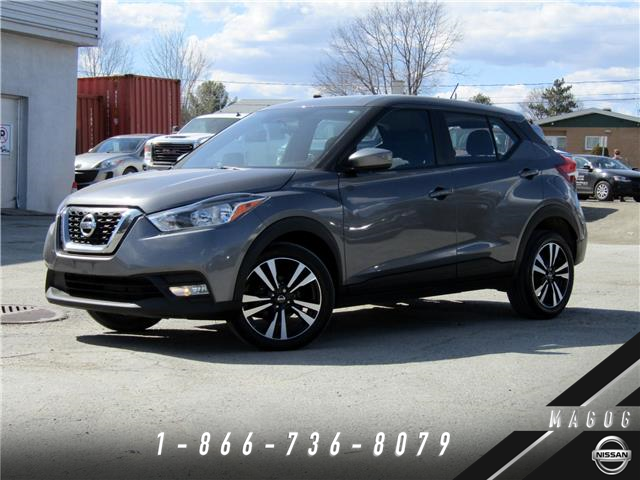 2018 Nissan Kicks SV (Stk: 21053) in Magog - Image 1 of 22