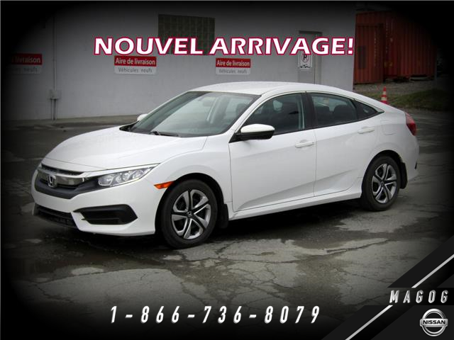 2018 Honda Civic LX (Stk: 221120A) in Magog - Image 1 of 10