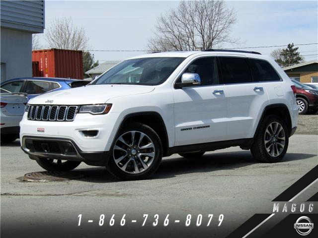 2018 Jeep Grand Cherokee Limited (Stk: 21064A) in Magog - Image 1 of 25