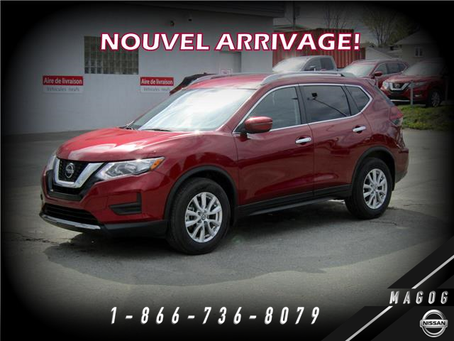 2020 Nissan Rogue S (Stk: 21103) in Magog - Image 1 of 10