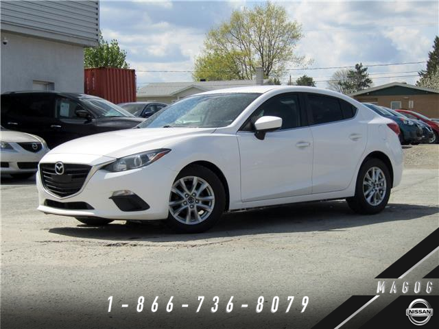 2015 Mazda Mazda3 GS (Stk: 21023A) in Magog - Image 1 of 21