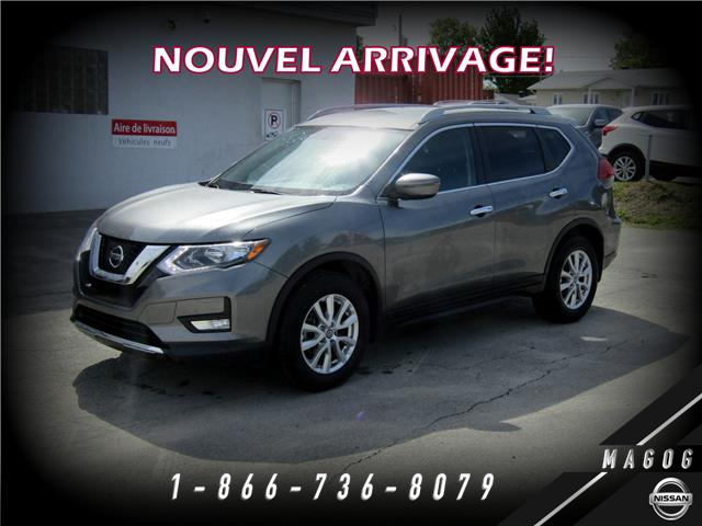 2017 Nissan Rogue SV (Stk: 21103A) in Magog - Image 1 of 9