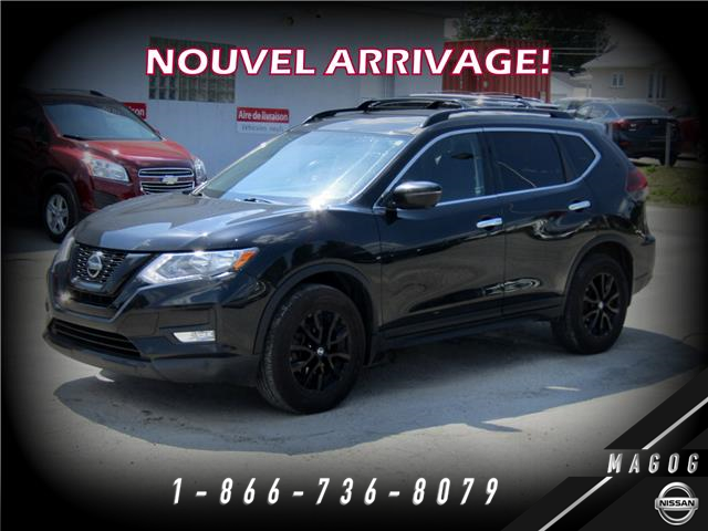 2018 Nissan Rogue Midnight Edition (Stk: 21112) in Magog - Image 1 of 9