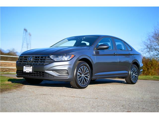 2021 Volkswagen Jetta Highline (Stk: MJ018314) in Vancouver - Image 1 of 20