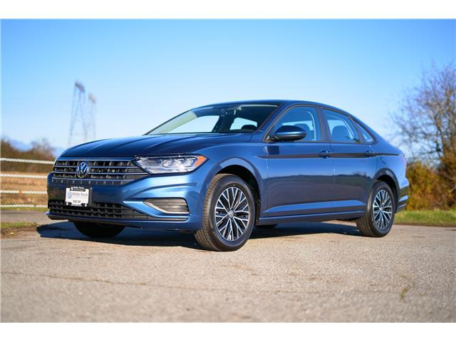 2021 Volkswagen Jetta Highline (Stk: MJ025820) in Vancouver - Image 1 of 20