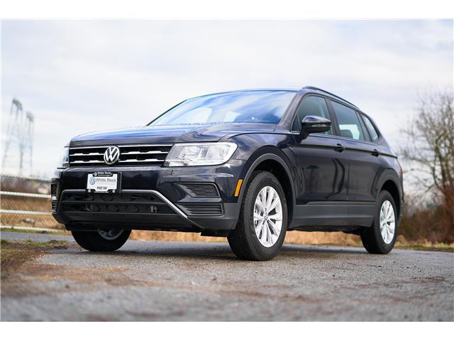 2020 Volkswagen Tiguan Trendline (Stk: LT120674) in Vancouver - Image 1 of 19
