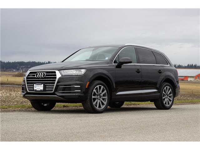 2017 Audi Q7 3.0T Technik (Stk: VW1248) in Vancouver - Image 1 of 24