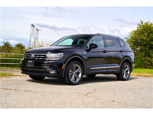 2021 Volkswagen Tiguan Highline (Stk: MT059830) in Vancouver - Image 1 of 20