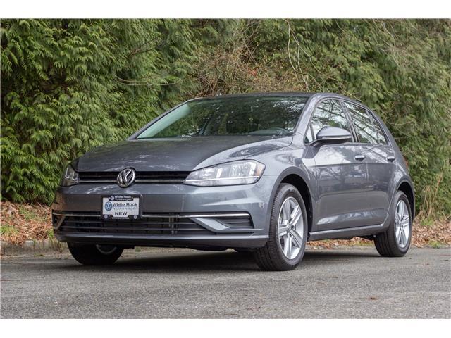 2021 Volkswagen Golf Comfortline (Stk: MG010335) in Vancouver - Image 1 of 22