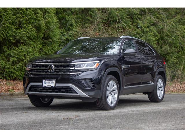 2021 Volkswagen Atlas Cross Sport 3.6 FSI Highline (Stk: MA212281) in Vancouver - Image 1 of 23