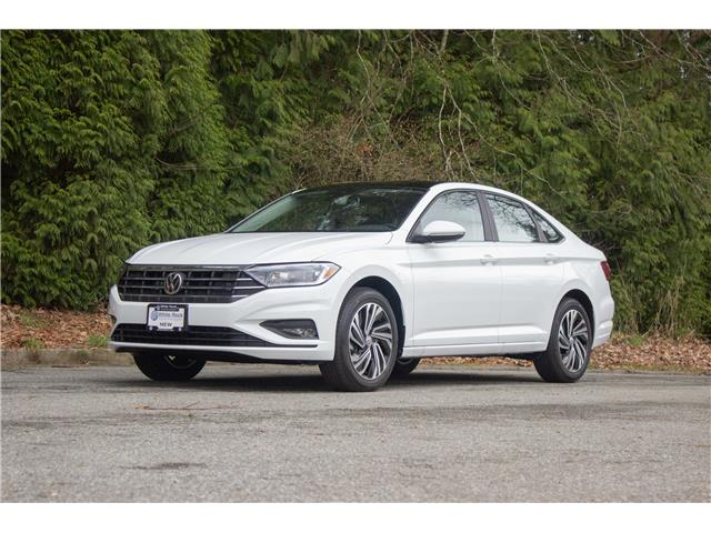 2021 Volkswagen Jetta Execline (Stk: MJ016481) in Vancouver - Image 1 of 24