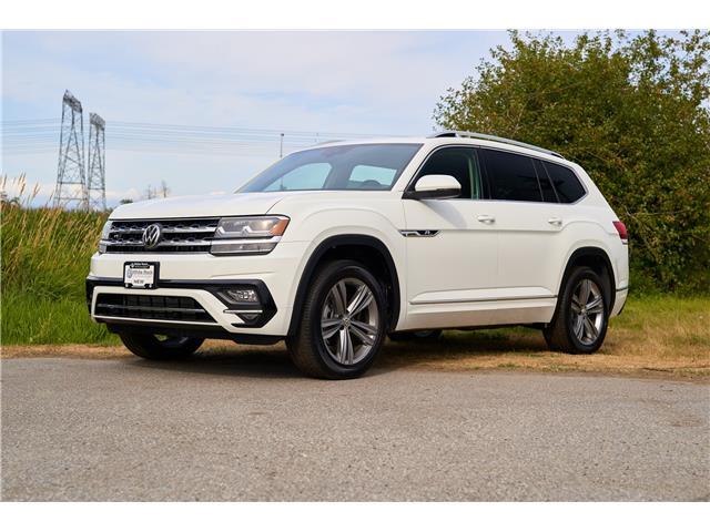 2019 Volkswagen Atlas 3.6 FSI Execline (Stk: ) in Vancouver - Image 1 of 17