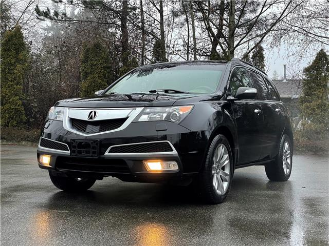 2013 Acura MDX Elite Package (Stk: MA532575C) in Vancouver - Image 1 of 13