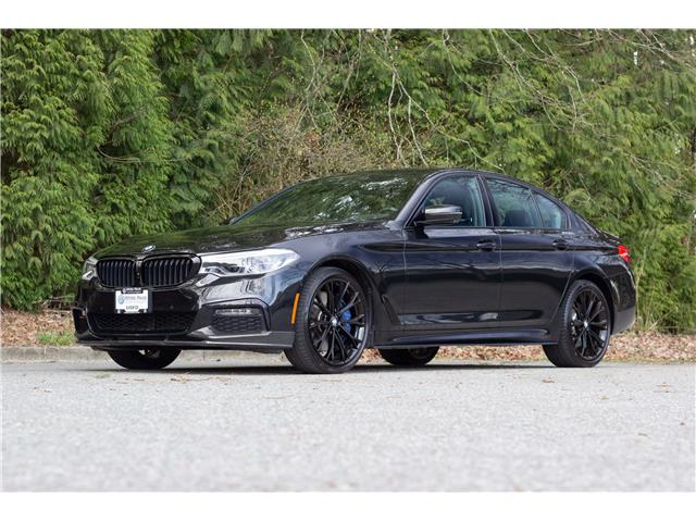 2019 BMW 540i xDrive (Stk: VW1254) in Vancouver - Image 1 of 28