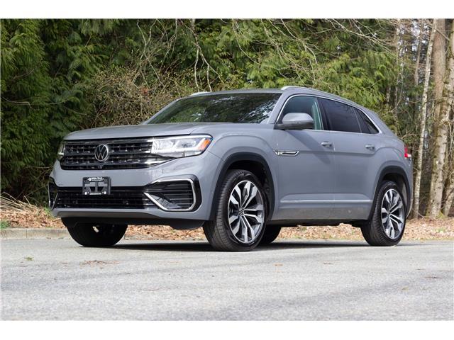 2020 Volkswagen Atlas Cross Sport 3.6 FSI Execline (Stk: LA223776) in Vancouver - Image 1 of 23