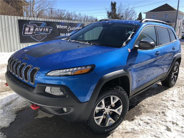2018 Jeep Cherokee Trailhawk (Stk: 12367) in Fort Macleod - Image 1 of 21