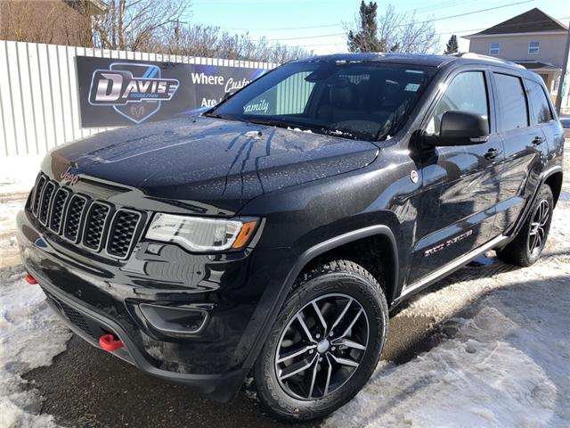2018 Jeep Grand Cherokee Trailhawk (Stk: 12411) in Fort Macleod - Image 1 of 23