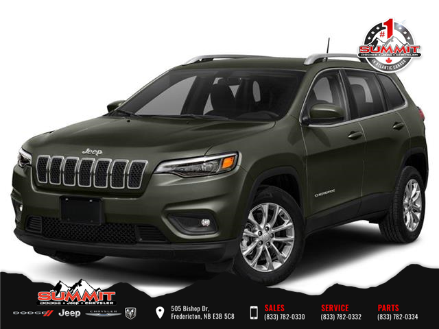 2021 Jeep Cherokee Sport (Stk: S1046) in Fredericton - Image 1 of 9