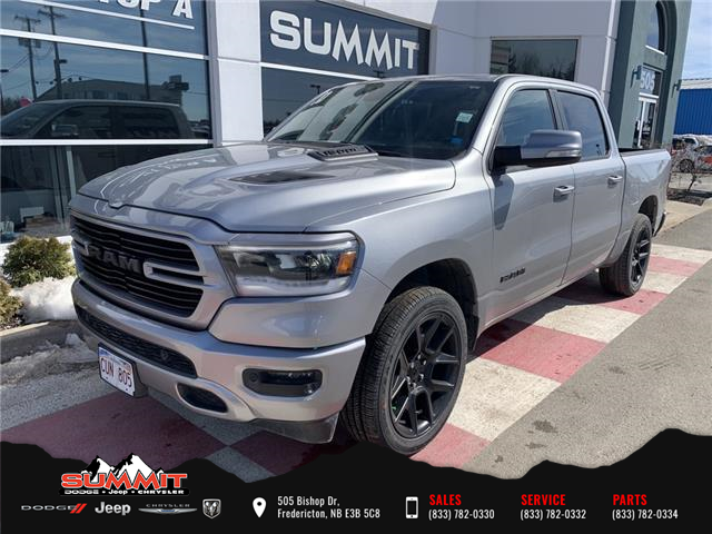 2019 RAM 1500 Sport (Stk: S1197A) in Fredericton - Image 1 of 18