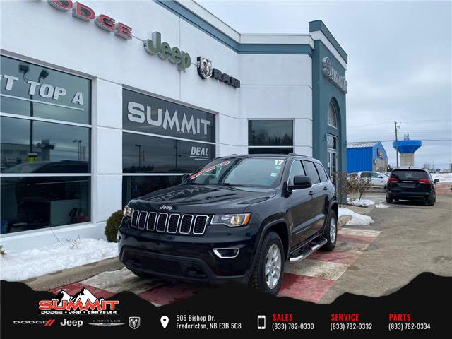 2017 Jeep Grand Cherokee Laredo (Stk: S1007B) in Fredericton - Image 1 of 0