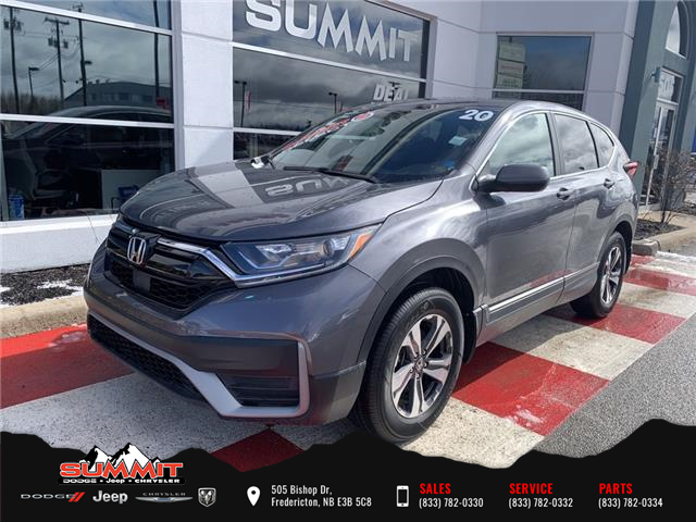 2020 Honda CR-V LX (Stk: S1114A) in Fredericton - Image 1 of 13