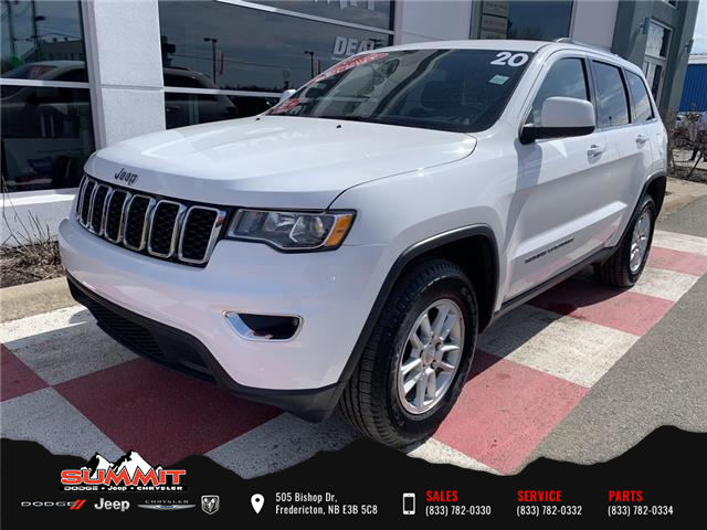 2020 Jeep Grand Cherokee Laredo (Stk: S21036) in Fredericton - Image 1 of 17