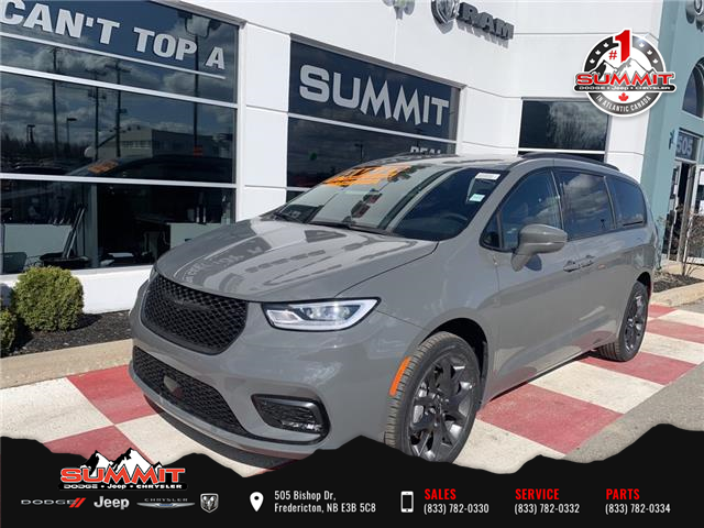2021 Chrysler Pacifica Touring L (Stk: S1202) in Fredericton - Image 1 of 28