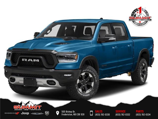 2021 RAM 1500 Rebel (Stk: S1248) in Fredericton - Image 1 of 9