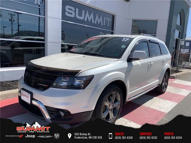 2017 Dodge Journey Crossroad (Stk: S1223A) in Fredericton - Image 1 of 19