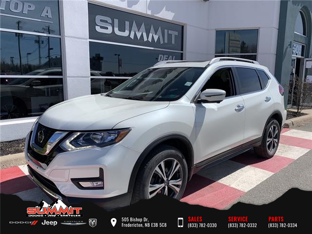 2019 Nissan Rogue S (Stk: S1255A) in Fredericton - Image 1 of 18