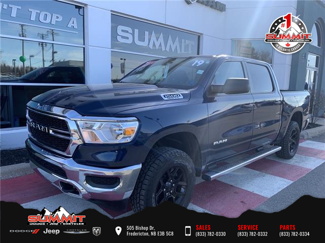2019 RAM 1500 Tradesman (Stk: S1191A) in Fredericton - Image 1 of 16