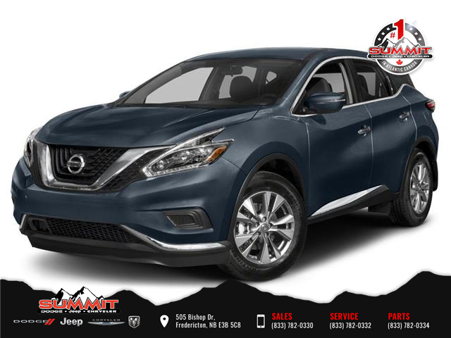2018 Nissan Murano SL (Stk: S21046A) in Fredericton - Image 1 of 9