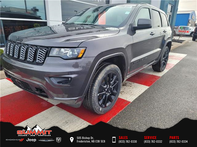 2021 Jeep Grand Cherokee Laredo (Stk: S1209) in Fredericton - Image 1 of 14