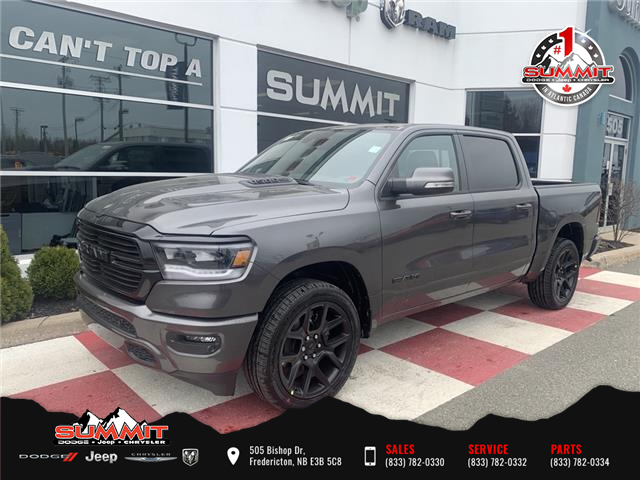 2021 RAM 1500 Sport (Stk: S1260) in Fredericton - Image 1 of 22