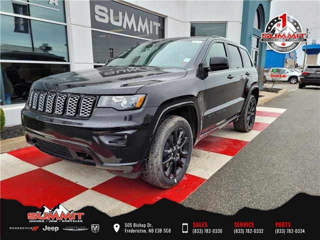2021 Jeep Grand Cherokee Laredo (Stk: S1199) in Fredericton - Image 1 of 7