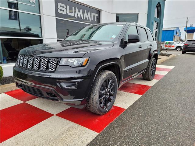 2021 Jeep Grand Cherokee Laredo (Stk: S1199) in Fredericton - Image 1 of 7