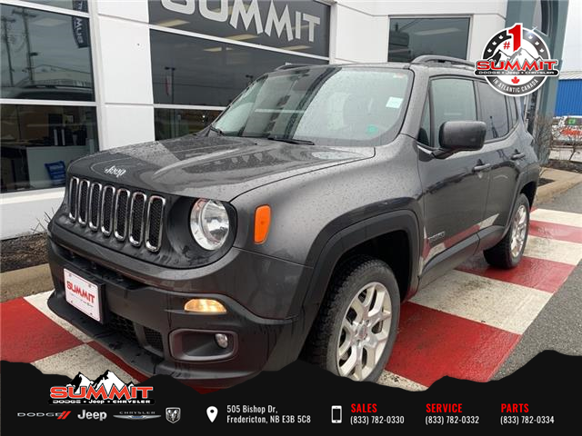 2017 Jeep Renegade North (Stk: S1181A) in Fredericton - Image 1 of 17