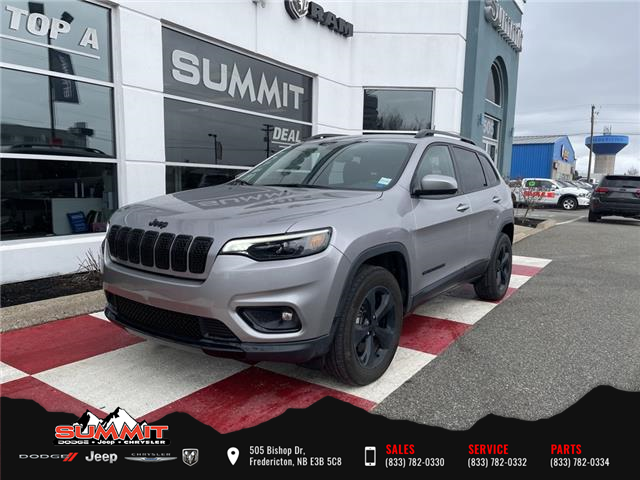 2020 Jeep Cherokee North (Stk: S0266) in Fredericton - Image 1 of 9
