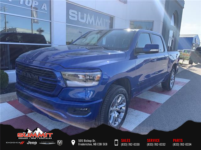 2019 RAM 1500  (Stk: S21055) in Fredericton - Image 1 of 12