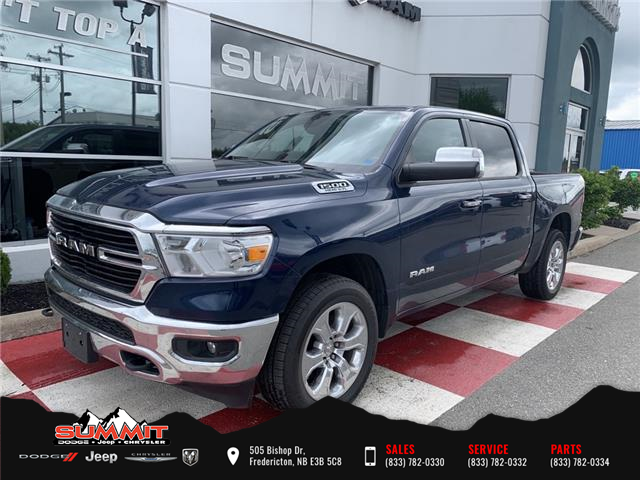 2020 RAM 1500 Big Horn (Stk: S21059) in Fredericton - Image 1 of 13