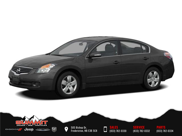 2007 Nissan Altima 2.5 S (Stk: S0266B) in Fredericton - Image 1 of 2
