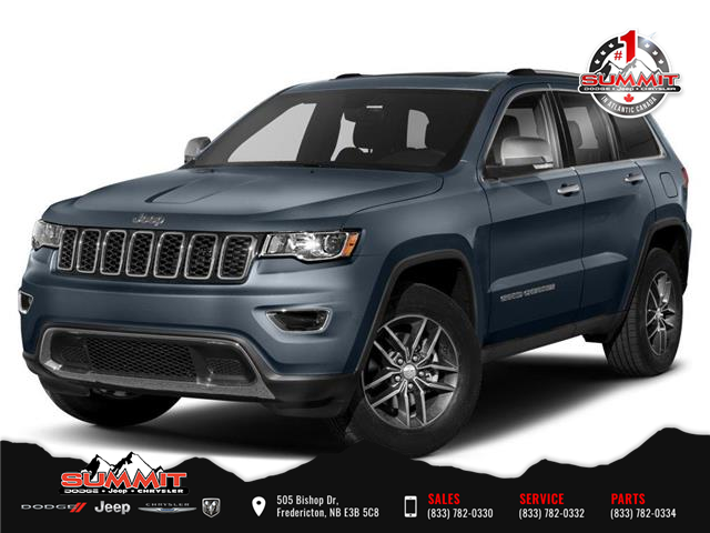 2021 Jeep Grand Cherokee Limited (Stk: S1300) in Fredericton - Image 1 of 9