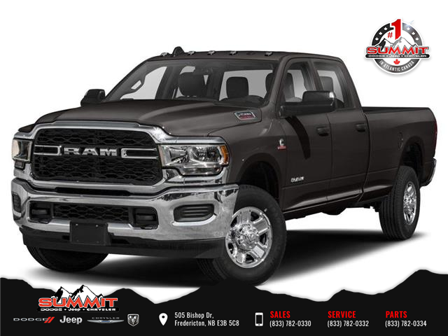 2019 RAM 2500 Big Horn (Stk: S21060) in Fredericton - Image 1 of 9