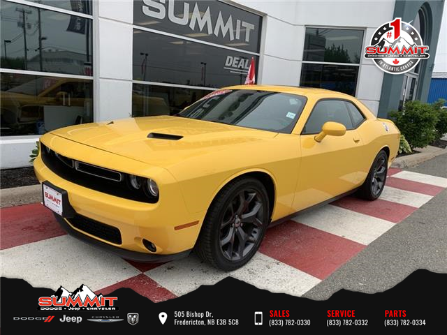 2017 Dodge Challenger SXT (Stk: S1315A) in Fredericton - Image 1 of 21